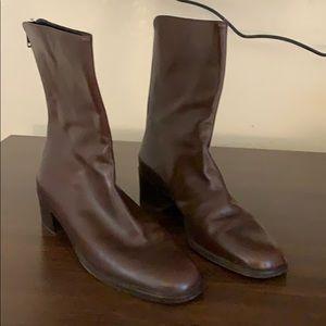 Cole haan brown boot 8